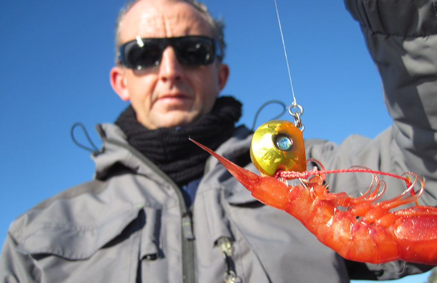 tenya fishing pescare con esca naturale