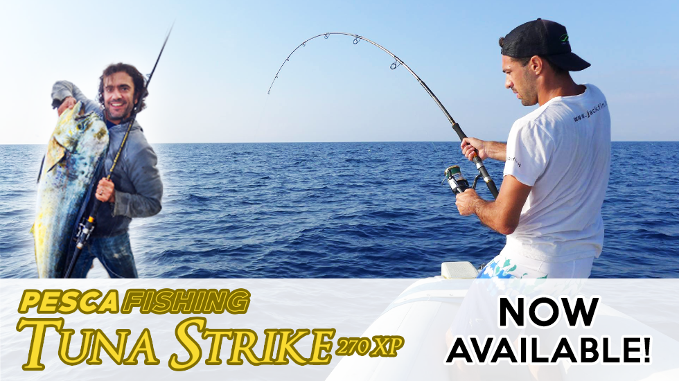 Tuna strike now available