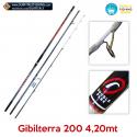 CANNA DA PESCA GIBILTERRA 200 4,20mt SURFITALY