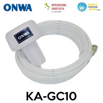 Antenna attiva GPS KA-GC10 ONWA