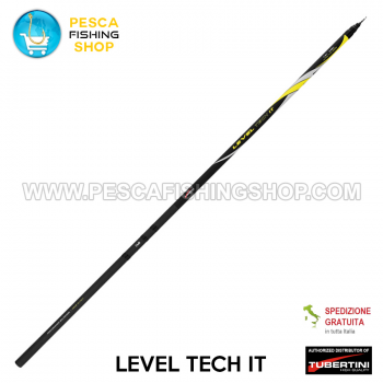 Fishing rod Tubertini LEVEL TECH IT