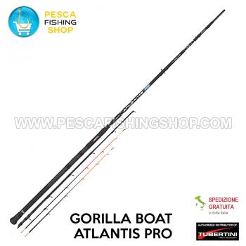 Canna da pesca Tubertini Gorilla Boat Atlantis PRO