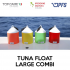 Galleggiante TUNA FLOAT LARGE COMBI TOP GAME