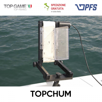 Distributore di pastura TOPCHUM TOP GAME