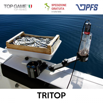 Trituratore di pastura TRITOP TOP GAME