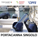 Portacanna singolo TOP GAME