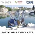 Portacanna TOPROCK 3x3 TOP GAME