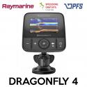 Ecoscandaglio / GPS Dragonfly 4 Raymarine