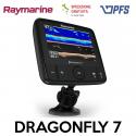 Ecoscandaglio / GPS Dragonfly 7 Raymarine