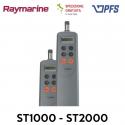 Autopiloti a barra ST1000 e ST2000 Raymarine