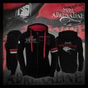 Felpa Spinner Adrenaline Hotspot Design