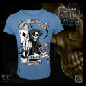 T-shirt Ace Angler Skull Collection Hotspot Design
