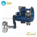 Mulinello da pesca Everol VJ 6 Light (Light Jigging, Inchiku)