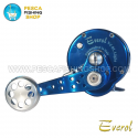 Mulinello da pesca Everol VJ 8 Light (Light Jigging, Inchiku)