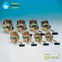 Everol doppia velocità 2,5/0 - 20Lbs