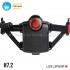 H7.2 Led Lenser (lampe frontale)