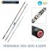 Hispania 100-200 4,50mt
