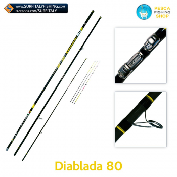 Diablada 80 SuperGara (avec anneaux)