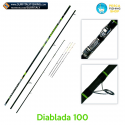 Diablada 100 (avec anneaux)