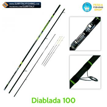 Diablada 100 (montata)