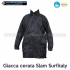 Slam Surfitaly waxed rain jacket