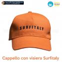 Cappello con visiera Surfitaly