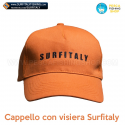 Surfitaly hat with visor