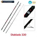 Canne à pêche en surfcasting Surfitaly Diablada 220