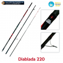 Fishing Rod for surfcasting Surfitaly Diablada 220