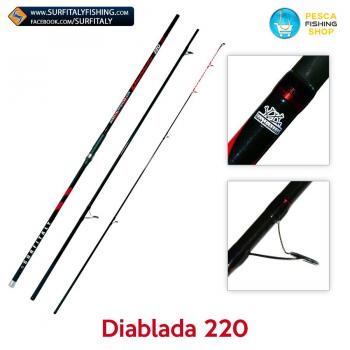 Diablada 220 (montata)