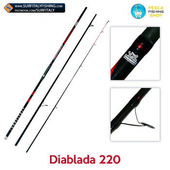 Diablada 220 (with rings)
