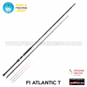 Canne à pêche Tubertini F1 Atlantic T