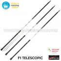 Canna da pesca Tubertini F1 Telescopic