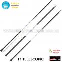 Fishing rod Tubertini F1 Telescopic