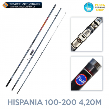 Hispania 100-200 4,50mt