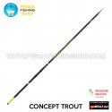 Fishing rod Tubertini Concept Trout