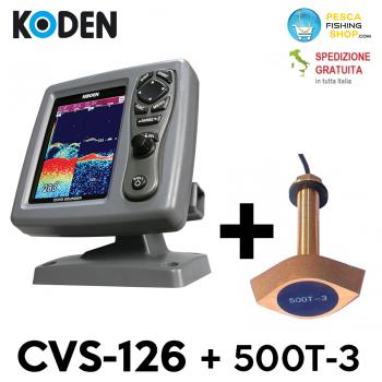 Sondeur KODEN CVS-126
