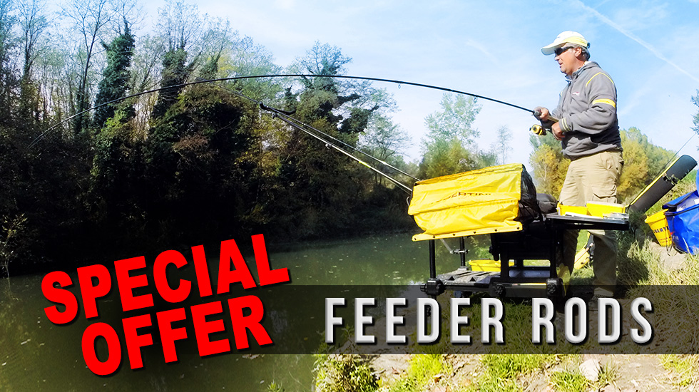 feeder rods special offer